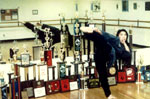 Sifu Chee and some of her awards